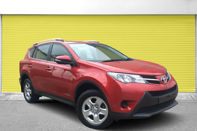 Used Toyota RAV4 ALA49R GX AWD, 2015 Toyota RAV4 ALA49R GX AWD Wildfire 6 Speed Sports Automatic Wagon