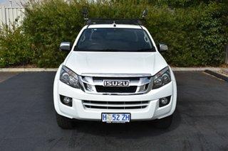2014 Isuzu D-MAX MY15 LS-U Space Cab White 5 Speed Sports Automatic Utility.