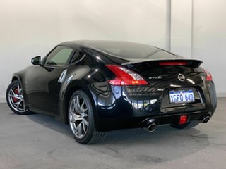 2016 Nissan 370Z Z34 MY17 Black 7 Speed Sports Automatic Coupe