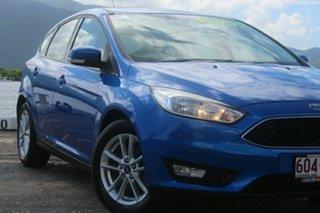 2015 Ford Focus LZ Trend Blue 6 Speed Manual Hatchback.