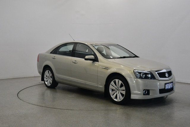 Used Holden Caprice WM II , 2011 Holden Caprice WM II Mirage Glow 6 Speed Sports Automatic Sedan
