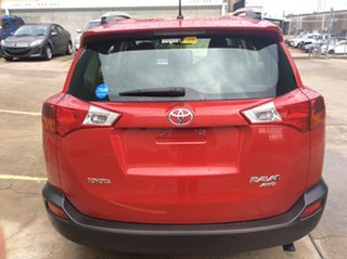 2015 Toyota RAV4 ALA49R GX AWD Wildfire 6 Speed Sports Automatic Wagon