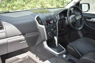 2014 Isuzu D-MAX MY15 LS-U Space Cab White 5 Speed Sports Automatic Utility