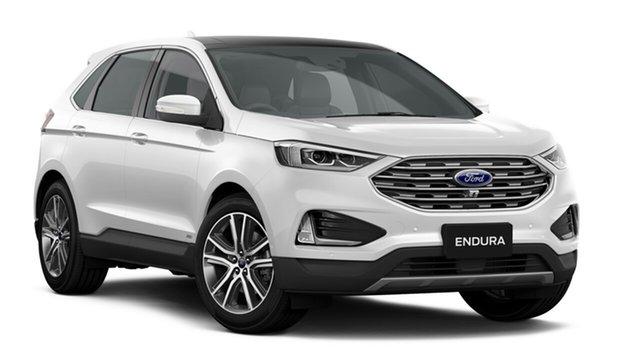 New Ford Endura CA 2019MY Titanium SelectShift AWD, 2018 Ford Endura CA 2019MY Titanium SelectShift AWD 8 Speed Sports Automatic Wagon