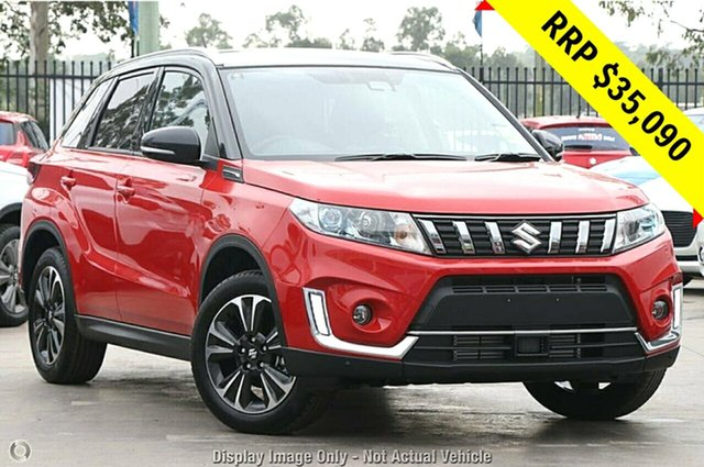 New Suzuki Vitara LY Series II Turbo 2WD, 2019 Suzuki Vitara LY Series II Turbo 2WD Red 6 Speed Sports Automatic Wagon