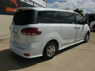 2018 LDV G10 SV7A Executive White 6 Speed Sports Automatic Wagon
