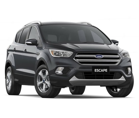 New Ford Escape ZG 2018.75MY Trend 2WD, 2018 Ford Escape ZG 2018.75MY Trend 2WD Magnetic 6 Speed Sports Automatic Wagon