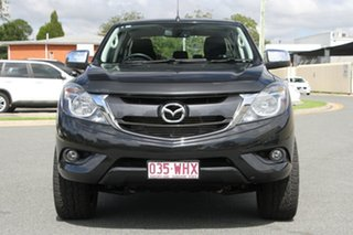 2015 Mazda BT-50 UR0YF1 XTR 4x2 Hi-Rider Black 6 Speed Sports Automatic Utility