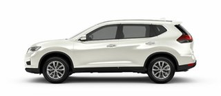 2019 Nissan X-Trail T32 Series II ST X-tronic 4WD Ivory Pearl 7 Speed Constant Variable Wagon