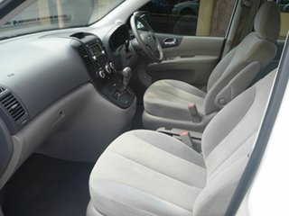 2013 Kia Grand Carnival VQ MY14 SI White 6 Speed Sports Automatic Wagon