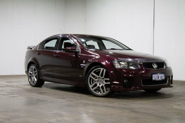 Used Holden Commodore VE II MY12.5 SS Z Series, 2012 Holden Commodore VE II MY12.5 SS Z Series Alchemy 6 Speed Manual Sedan