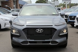 2018 Hyundai Kona ACTIVE Active Lake Silver 6 Speed Automatic Hatchback
