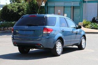2015 Ford Territory SZ MkII TX Seq Sport Shift AWD Blue 6 Speed Sports Automatic Wagon