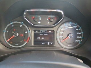 2019 Holden Colorado RG MY19 LTZ Pickup Crew Cab Dark Shadow Grey 6 Speed Sports Automatic Utility