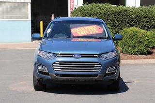 2015 Ford Territory SZ MkII TX Seq Sport Shift AWD Blue 6 Speed Sports Automatic Wagon.