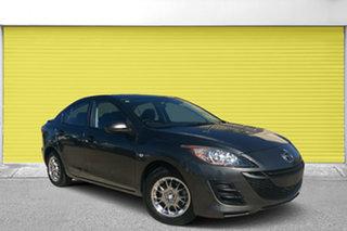 2010 Mazda 3 BL10F1 Neo Activematic Grey 5 Speed Sports Automatic Sedan.