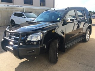 2015 Holden Colorado 7 RG MY15 LTZ Black 6 Speed Sports Automatic Wagon