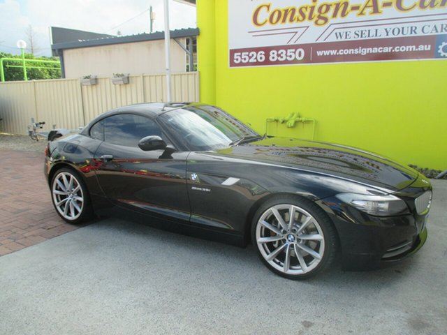 Used BMW Z4 E89 sDrive35i D-CT, 2009 BMW Z4 E89 sDrive35i D-CT Black 7 Speed Sports Automatic Dual Clutch Roadster