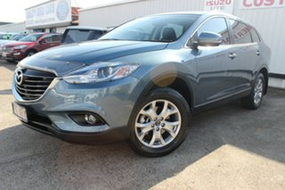 2015 Mazda CX-9 TB10A5 Classic Activematic Grey 6 Speed Sports Automatic Wagon