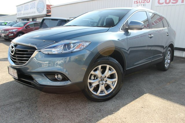Used Mazda CX-9 TB10A5 Classic Activematic, 2015 Mazda CX-9 TB10A5 Classic Activematic Grey 6 Speed Sports Automatic Wagon