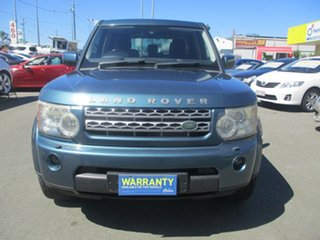 2010 Land Rover Discovery 4 Series 4 10MY TdV6 CommandShift Green 6 Speed Sports Automatic Wagon