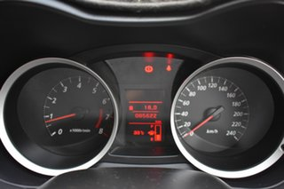 2012 Mitsubishi Lancer CJ MY12 ES Silver 5 Speed Manual Sedan
