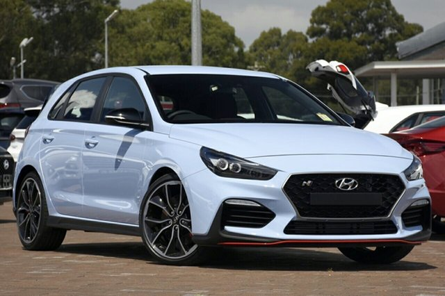 New Hyundai i30 PDe.2 MY18 N Performance, 2018 Hyundai i30 PDe.2 MY18 N Performance Performance Blue 6 Speed Manual Hatchback