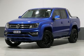 2016 Volkswagen Amarok 2H MY17 V6 TDI 550 Ultimate Blue 8 Speed Automatic Dual Cab Utility.