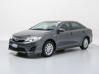 2015 Toyota Camry AVV50R Hybrid H Grey Continuous Variable Sedan.