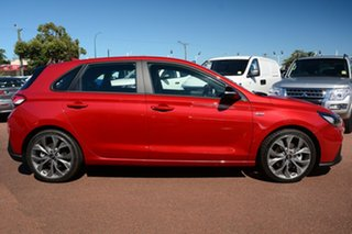 2019 Hyundai i30 PD.3 MY19 N Line Fiery Red 6 Speed Manual Hatchback