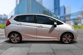 2014 Honda Jazz GF MY15 VTi-L Silver 1 Speed Constant Variable Hatchback