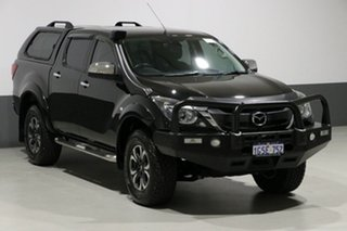 2016 Mazda BT-50 MY16 XTR (4x4) Black 6 Speed Automatic Dual Cab Utility