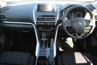 2019 Mitsubishi Eclipse Cross YA MY19 Black Edition 2WD Starlight 8 Speed Constant Variable Wagon