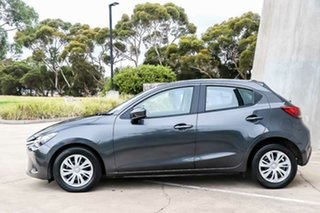 2018 Mazda 2 DJ2HAA Neo SKYACTIV-Drive Meteor Grey 6 Speed Sports Automatic Hatchback