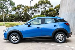 2019 Mazda CX-3 DK2W7A Maxx SKYACTIV-Drive FWD Sport Dynamic Blue 6 Speed Sports Automatic Wagon