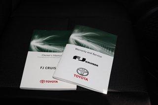 2013 Toyota FJ Cruiser GSJ15R French Vanilla 5 Speed Automatic Wagon
