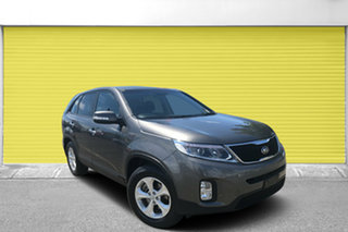 2012 Kia Sorento XM MY12 SI Grey 6 Speed Sports Automatic Wagon.