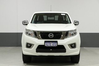 2017 Nissan Navara D23 Series II ST N-Sport (special Edition) White 7 Speed Automatic.