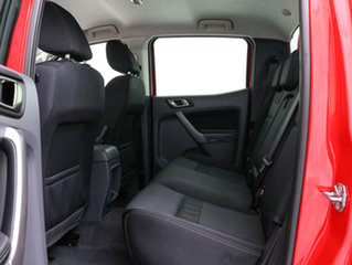2015 Ford Ranger PX MkII XLT 3.2 (4x4) Red 6 Speed Automatic Dual Cab Utility