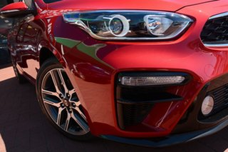 2020 Kia Cerato BD MY20 Sport Runway Red 6 Speed Automatic Hatchback.