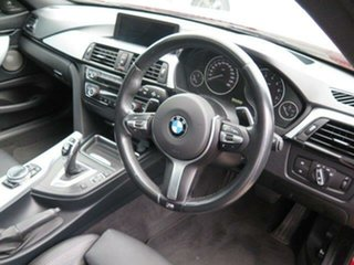 2013 BMW 435i F32 Red/Black 8 Speed Sports Automatic Coupe