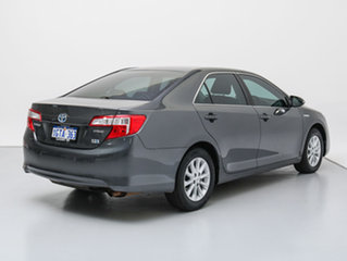 2015 Toyota Camry AVV50R Hybrid H Grey Continuous Variable Sedan