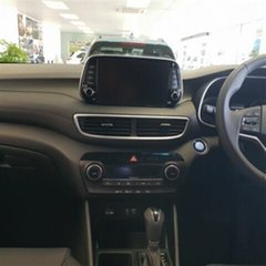 2018 Hyundai Tucson TL3 MY19 Elite 2WD Pepper Gray 6 Speed Automatic Wagon
