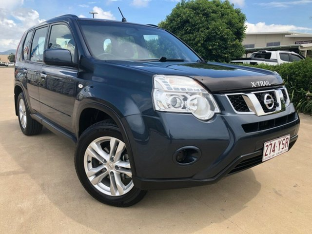 Used Nissan X-Trail T31 Series IV ST 2WD, 2012 Nissan X-Trail T31 Series IV ST 2WD Blue 1 Speed Constant Variable Wagon