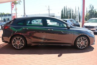 2019 Kia Cerato BD MY19 GT DCT Graphite 7 Speed Sports Automatic Dual Clutch Hatchback