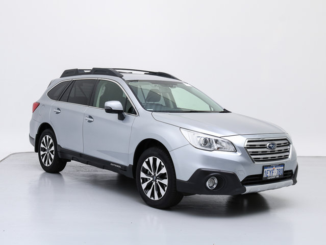 Used Subaru Outback MY15 2.5I, 2016 Subaru Outback MY15 2.5I Silver Continuous Variable Wagon