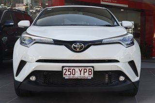 2018 Toyota C-HR NGX10R Koba S-CVT 2WD Crystal Pearl 7 Speed Constant Variable Wagon.