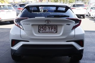 2018 Toyota C-HR NGX10R Koba S-CVT 2WD Crystal Pearl 7 Speed Constant Variable Wagon