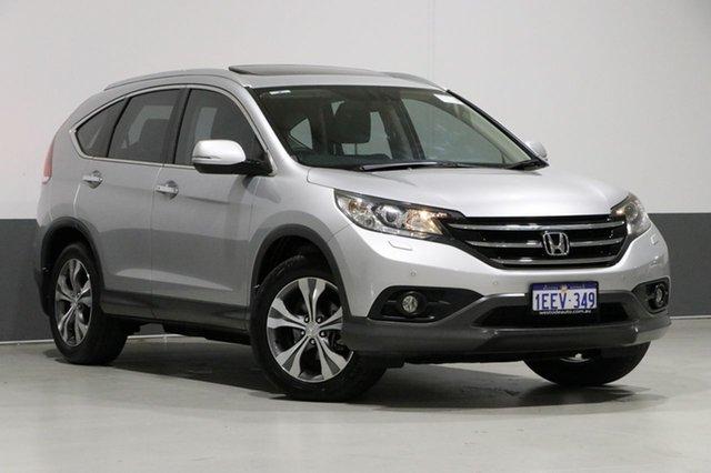 Used Honda CR-V 30 VTi-L (4x4), 2013 Honda CR-V 30 VTi-L (4x4) Silver 5 Speed Automatic Wagon