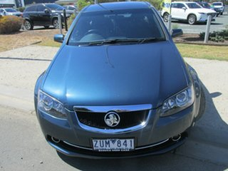 2013 Holden Calais VE II MY12.5 Blue 6 Speed Sports Automatic Sedan.